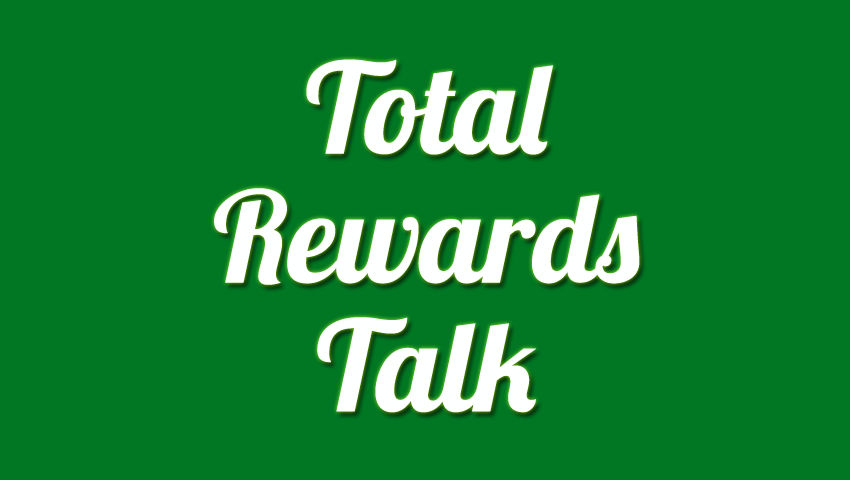 Total Rewards Talk Banner