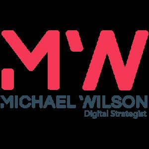 Michael Wilson, Digital Strategist logo