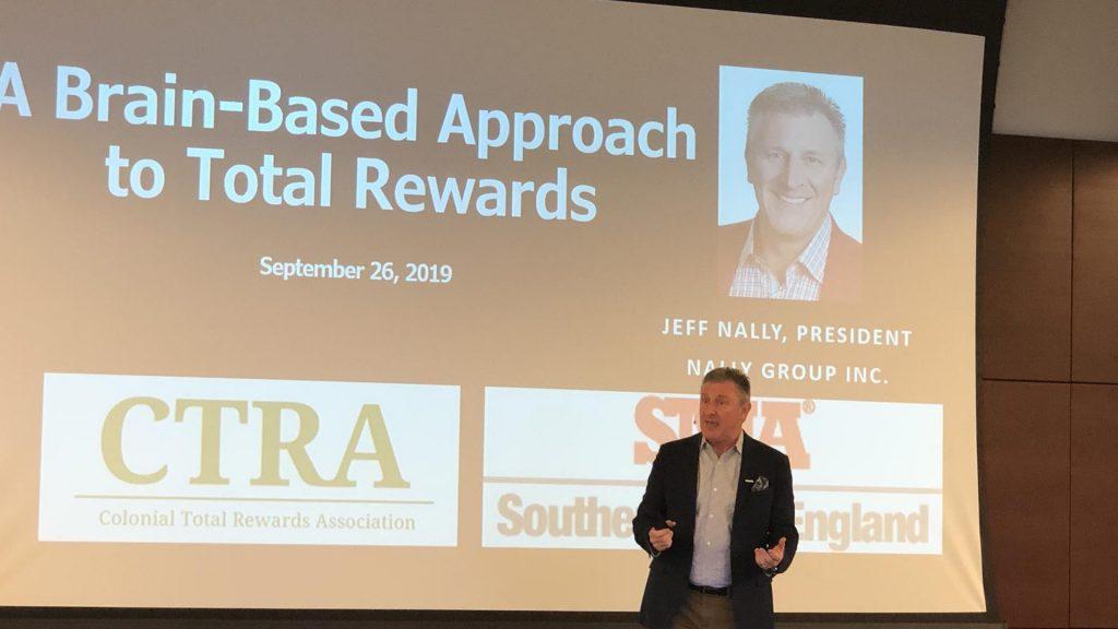 Jeff Nally speaking